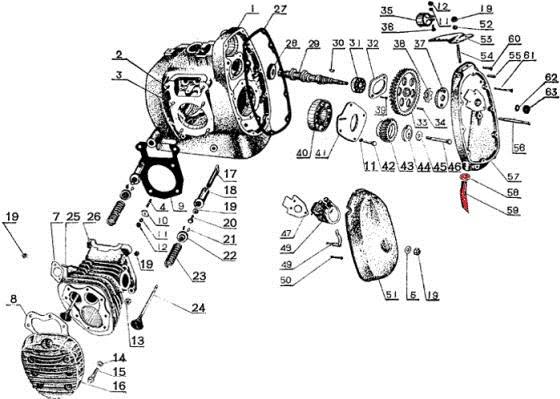 Ural - Auto Electrical Wiring Diagram Ural Wiring Diagram on ural engine diagram, ural parts, ural ignition diagram,