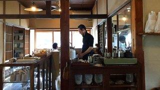 YUSHI CAFE 天保堂珈琲 おしゃれ古民家カフェ(長野県佐久市)