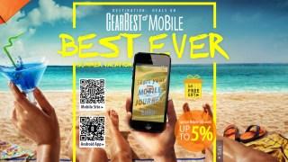 Gearbest.comが史上最強のサマーセールを開催 6/16まで