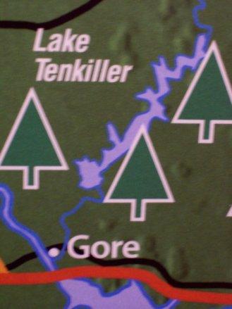 Gore, OK, Summer, 2009