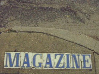 Magazine Street, New Orleans, LA, Winter, 2009