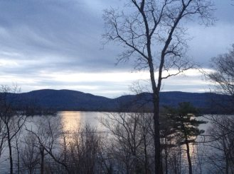 Lake George, NY, March, 2012