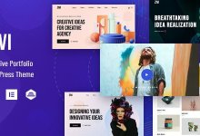 Photo of Zivi – Contemporary Creative Agency Theme