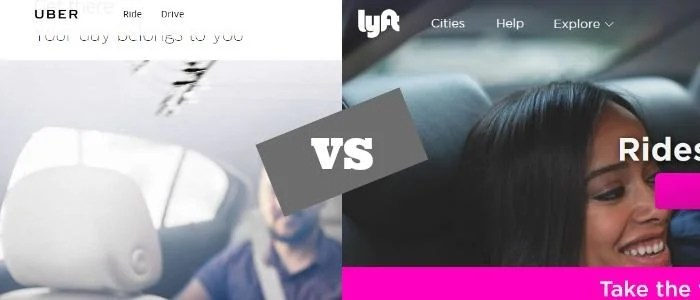 Uber vs Lyft – Who Should You Drive For? (Comparison Chart)