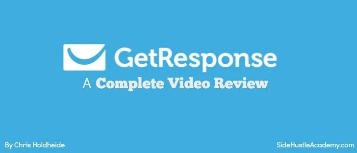 GetResponse Review – A Complete Video Review (2016)