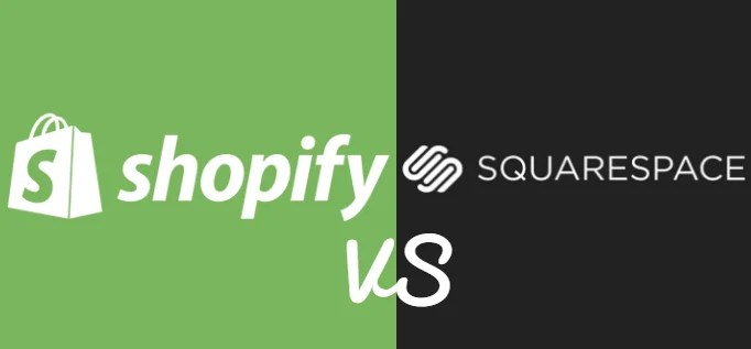 Shopify vs Squarespace – A Complete Comparison Chart + 10 Major Differences