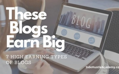 7 Types of Blogs that Make the Most Money (With Examples)