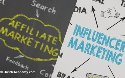 Is Affiliate Marketing the Same as Influencer Marketing?