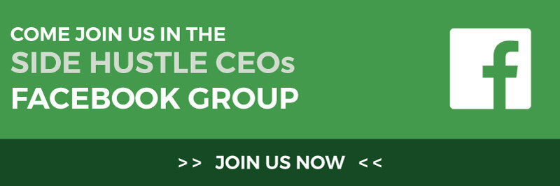 Side Hustle CEOs Facebook Group