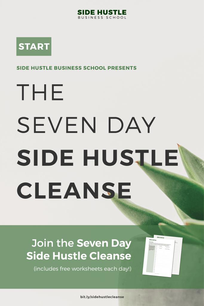 Side Hustle Cleanse