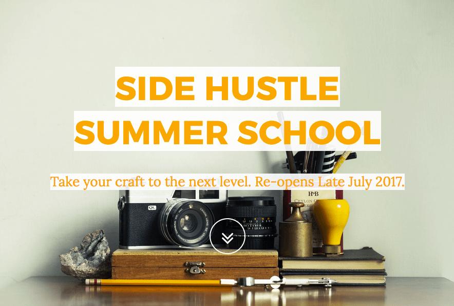 Side Hustle Summer School