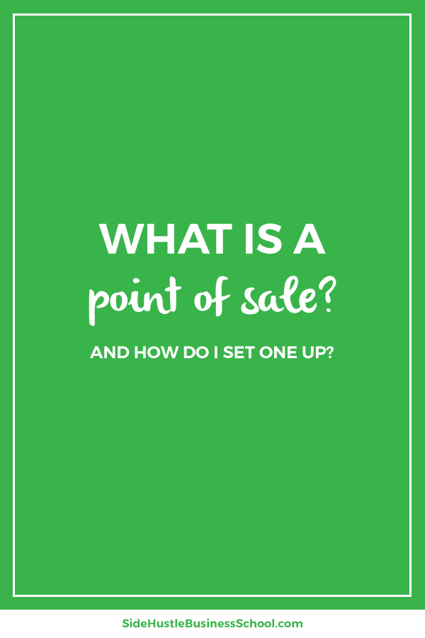 What is a point of sale graphic