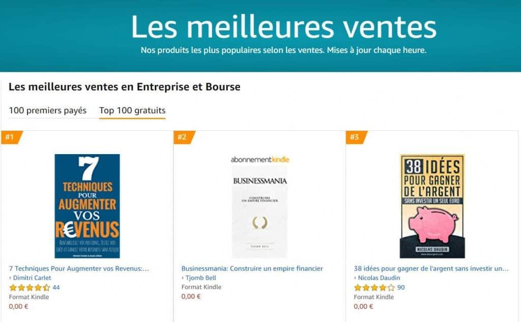Pourquoi Et Comment Publier Un Livre Gratuit Sur Amazon