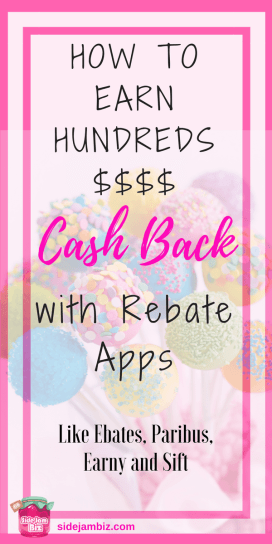 How to Use Rebate Services like Earny, Sift, Paribus and Ebates