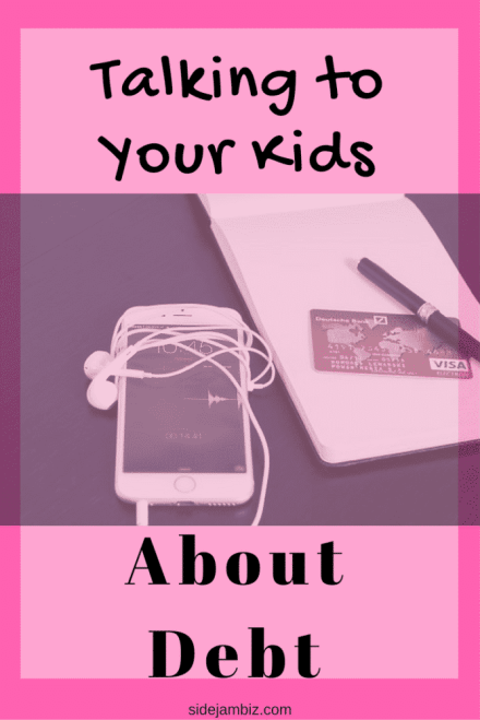 Talking to Your Kids About Debt