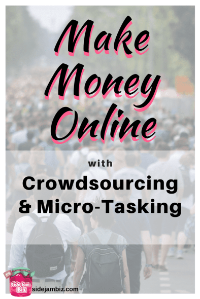 Make Money Crowdsourcing