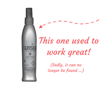 Sunsilk Anti Static Mist for Frizzy Static-y Hair