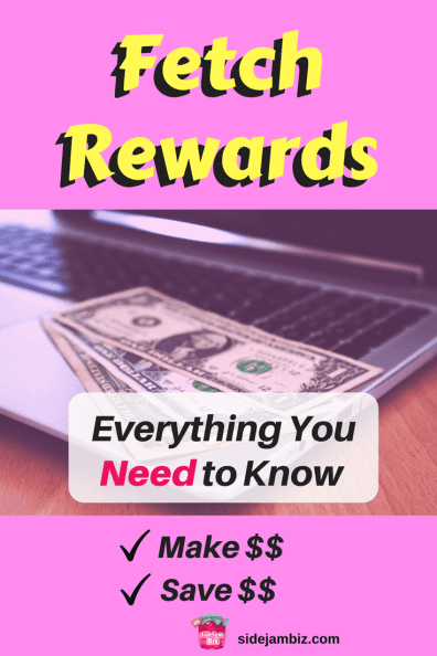 Fetch Rewards app review - Is it worth your time? Plus FREE referral code