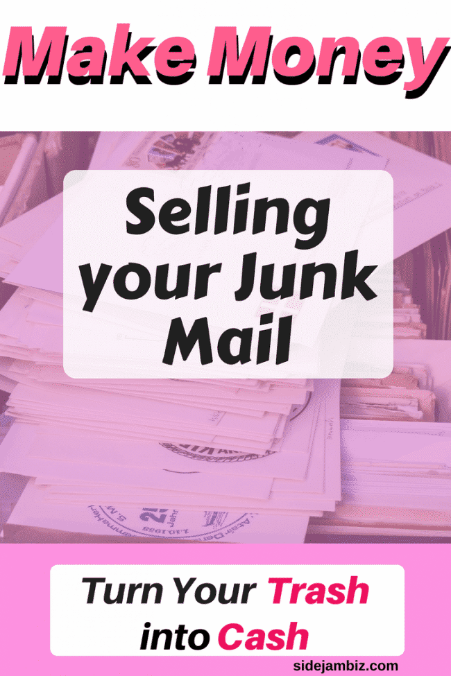 SurveySavvy - Make Money Selling Your Junk Mail