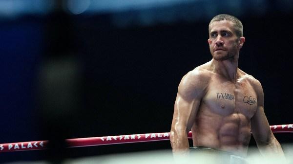 2015, SOUTHPAW Jake Gyllenhaal
