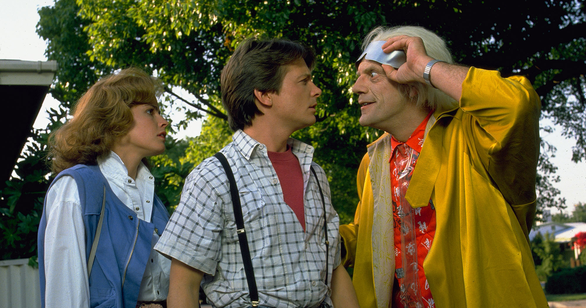 10 Cool Things You Should Know About Back To The Future
