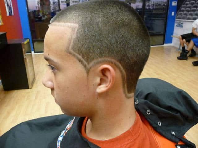 Haircuts Amp Designs Sideline Barber Shop