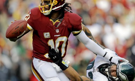 RG3 Released From Redskins