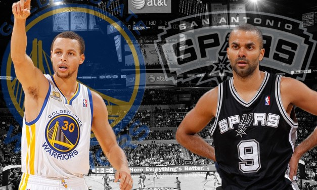 Spurs vs. Warriors Thursday Night NBA