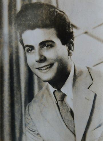 Franco's father, Gianni Tucci Photo courtesy of Franco Tucci