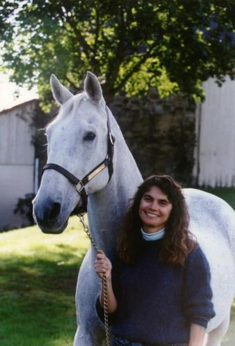 Kim Walnes and The Gray Goose Photo courtesy of Mary Phelps