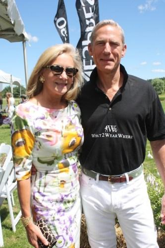Karen and John Klopp