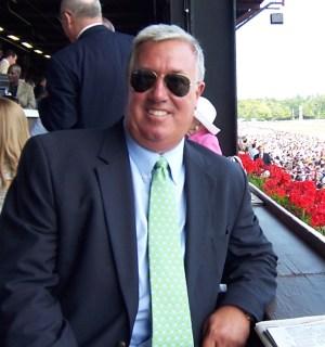Bob Bell — the new president of Sidelines Magazine.