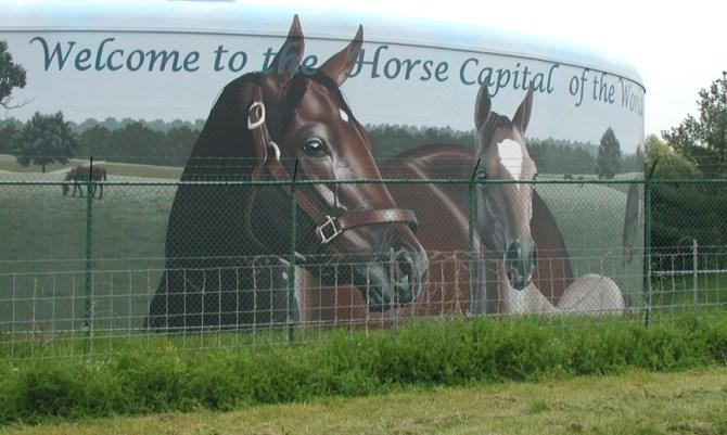 Lexington, Kentucky — Horse Capital of the World Photo by Lauren R. Giannini