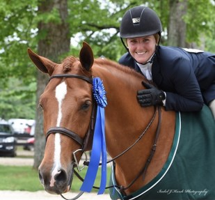 Sam at Upperville