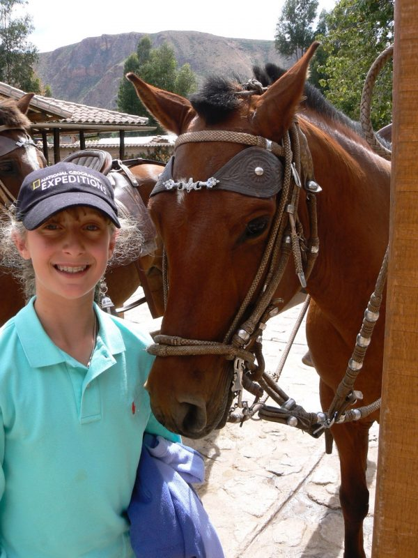 A Life-Changing Gift: Anna Rossi's Trip Around the World – Sidelines Magazine