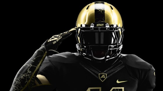 Army Football Uniform