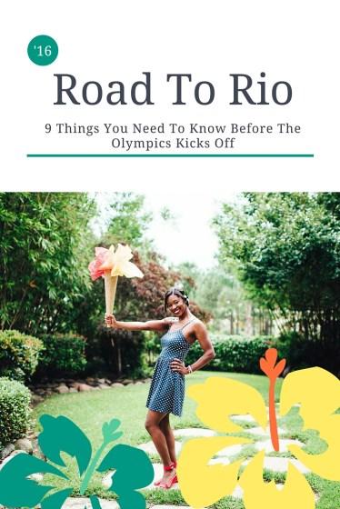 Sideline Socialite Road To Rio