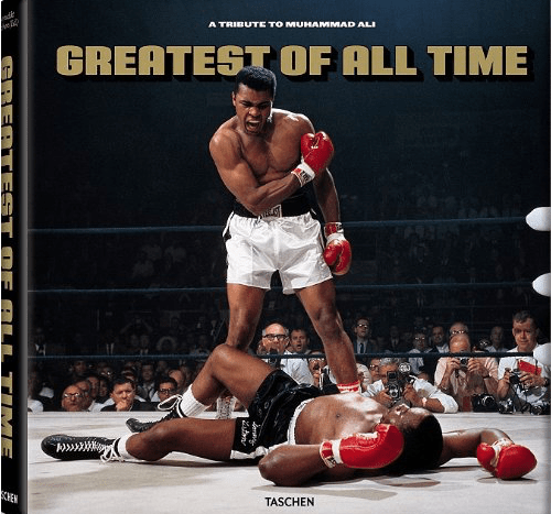 Father's Day Sideline Socialite Muhammad Ali Book