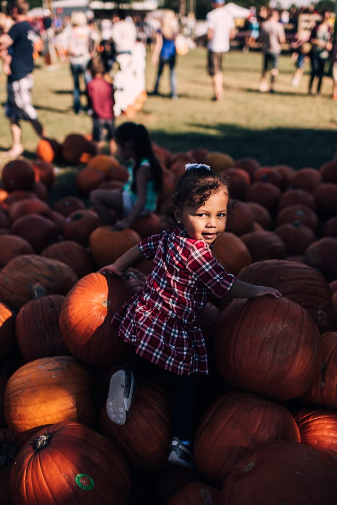 Fall Fashion, Family, Fun + A Giveaway Sideline Socialite