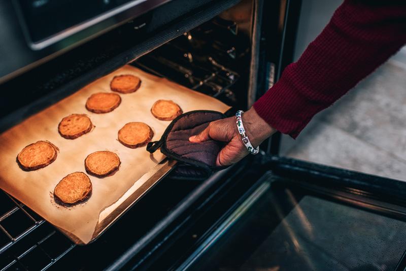 Big Game Recipe: Sweet Potato Bacon + Beef Sliders Sideline Socialite