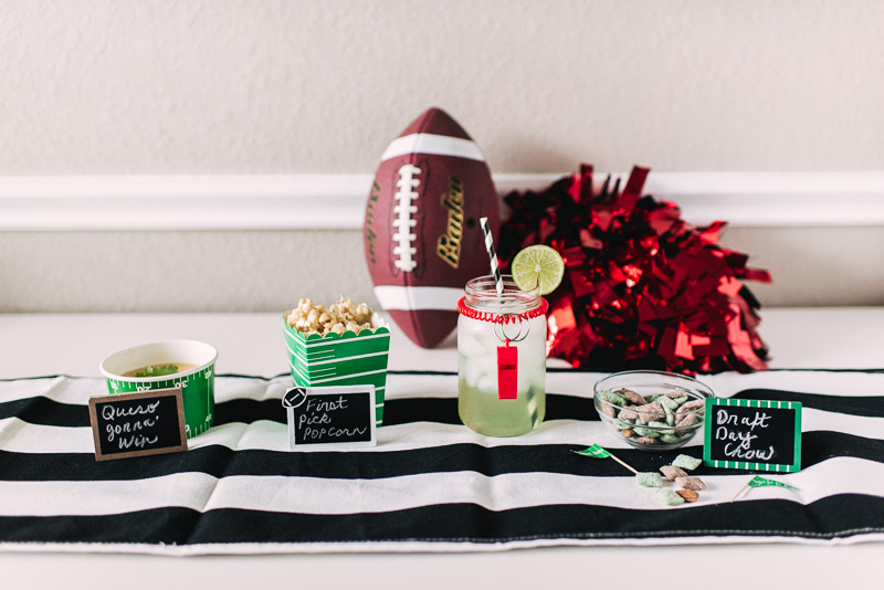 Football Watch Party Ideas and Tips with Oriental Trading