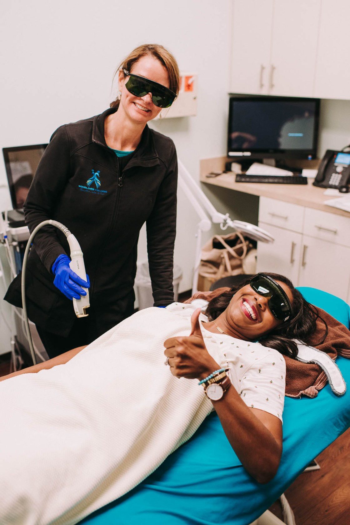 Real Life Moments: Facing My Fears + Staying Smooth Laser hair Removal, Black Skin, African American Skin Laser Hair Removal