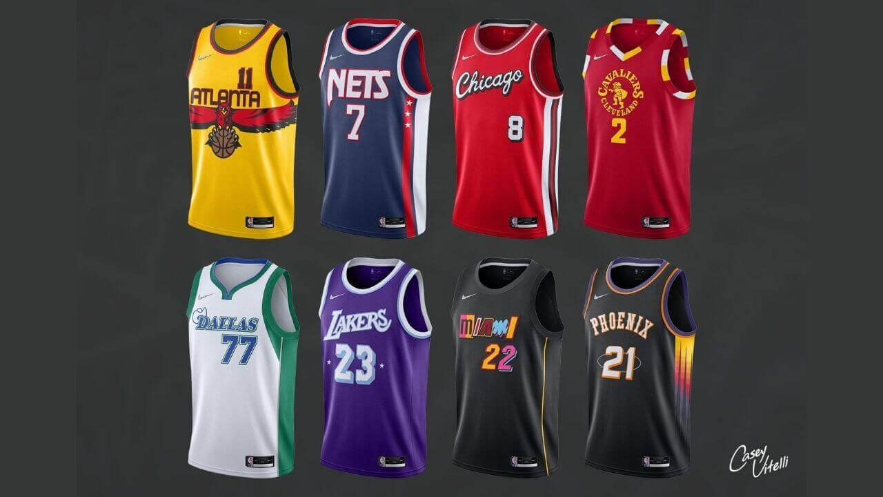 Potential 2021-22 NBA City Edition Jersey Leaked