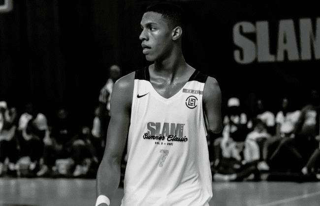 Slam Basketball Légende This‼️ ⛹🏽♂️ Hansel Enmanuel Donato 📍New York City 15 août 2021