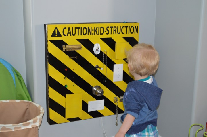 Caution: Kid-Struction