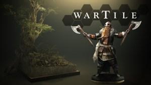 WARTILE – Um tabuleiro em que vikings ganham vida!