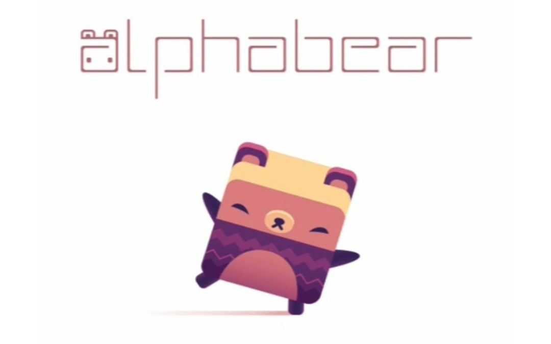 Alphabear: Unbearably Cute
