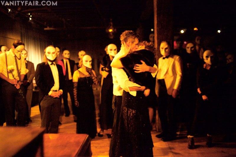 Macbeth and Lady Macbeth, Sleep No More, Vanity Fair, 2011