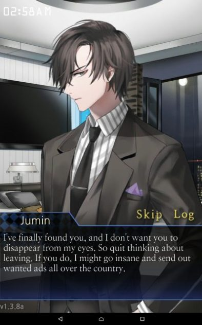 Mystic Messenger Trash How Abuse Hides Itself As Love In Jumin S