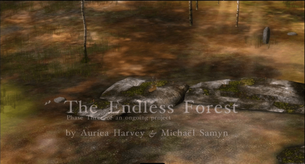Wandering in The Endless Forest: My Nostalgia and Tale of Tales